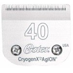 Oster Cryogen nr 40 - ostrze chirurgiczne snap-on 0,25mm