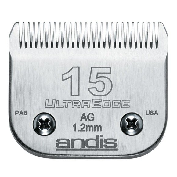 "Andis - nóż UltraEdge stalowy ""snap-on"" 15 - 1,2mm"