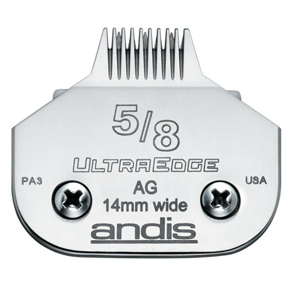 "Andis - nóż UltraEdge stalowy ""snap-on"" 5/8 Toe - 0,8mm"